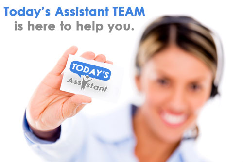 Today's Assistant contact us