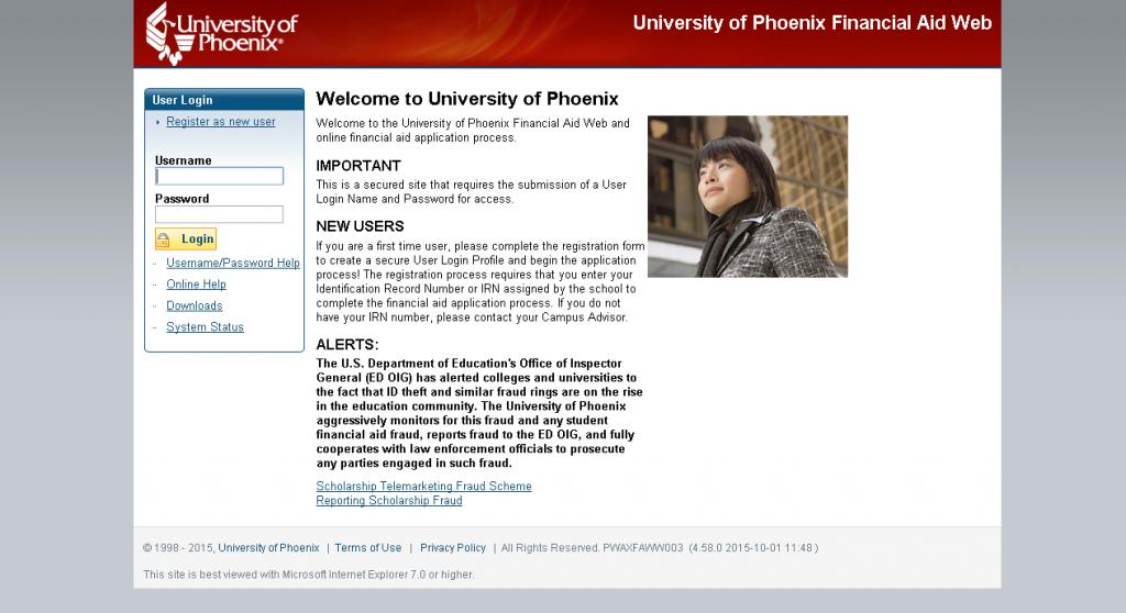 University of phoenix? Help!!?