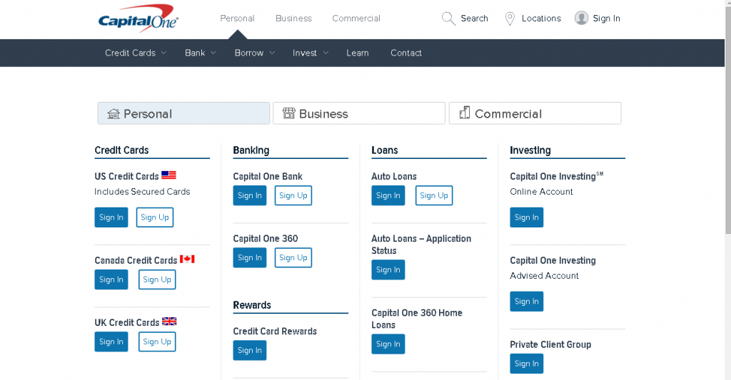 Capital One Credit Card Login Guide | Today's Assistant