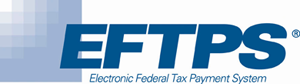 EFTPS-Electronic Federal Tax Payment System logo