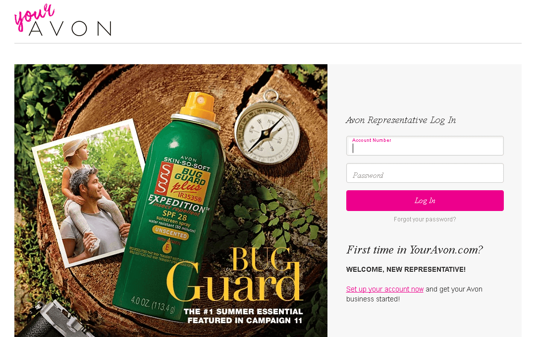 Your Avon Login Guide Today S Assistant
