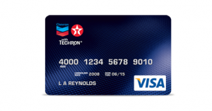 Chevron Credit Card Login Guide