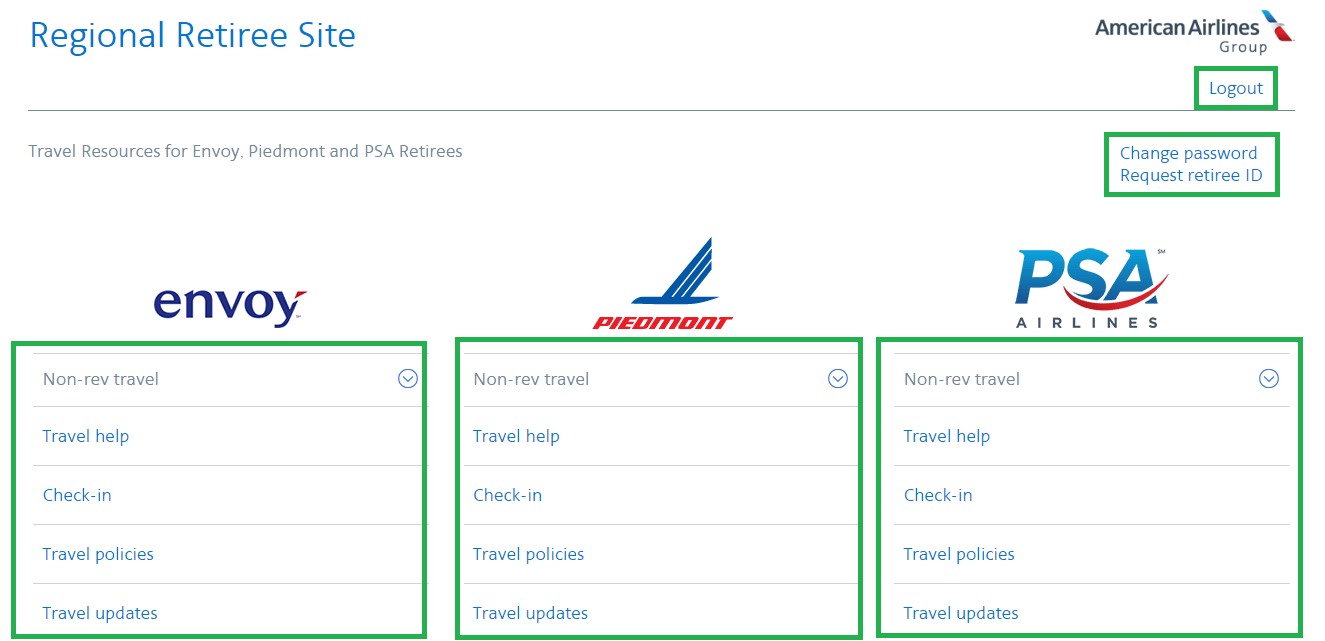 American Airlines Travel Information Number