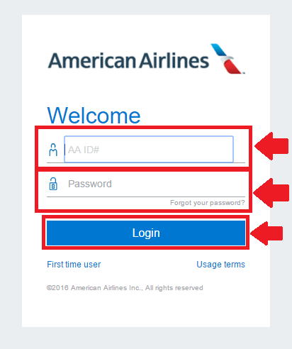 American Airlines Employee Travel Information Number