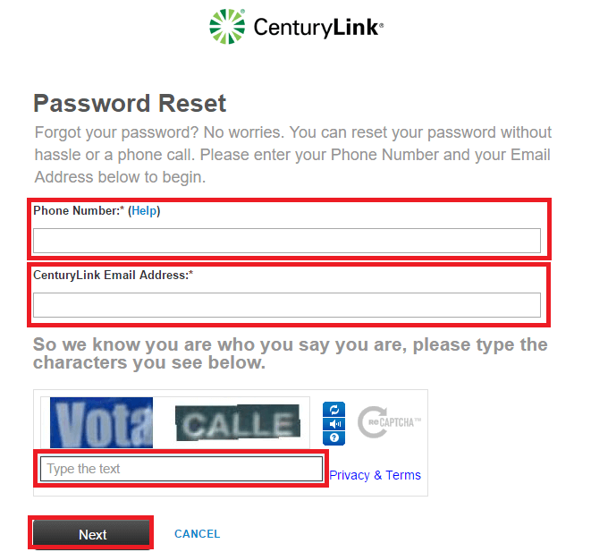 Centurylink Net Login >> CenturyLink Registration, Login (EmbarqMail Login), Speed ...