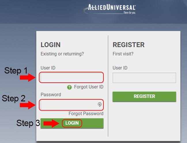 allied universal employee website