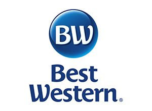 logo of best western