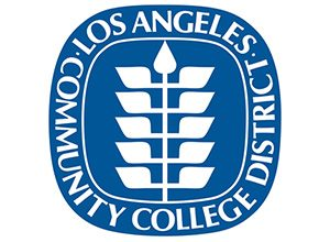 logo of los angeles community college district