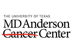 logo of md anderson cancer center