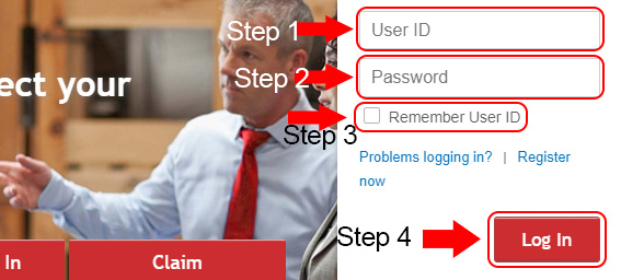 Travelers Insurance Account Login Steps