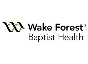 logo of wake forest baptist church