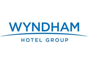 logo of wyndham hotel group