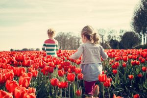 kids enjoying weekend getaways during spring season