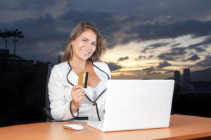 women with best first credit card